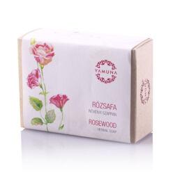 Rózsafa növényi szappan