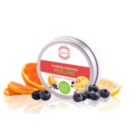 Gyümölcssavas peeling 50g