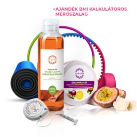 Bevállalós alakformáló csomag AJÁNDÉK BMI számolós mérőszalaggal