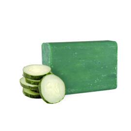 Uborkás hidegen sajtolt szappan