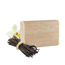Vanília hidegen sajtolt szappan