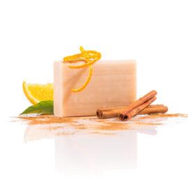 Narancs-fahéjas szappan 100g