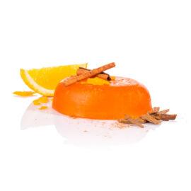 Narancs-fahéjas kézi készítésű szappan 100g