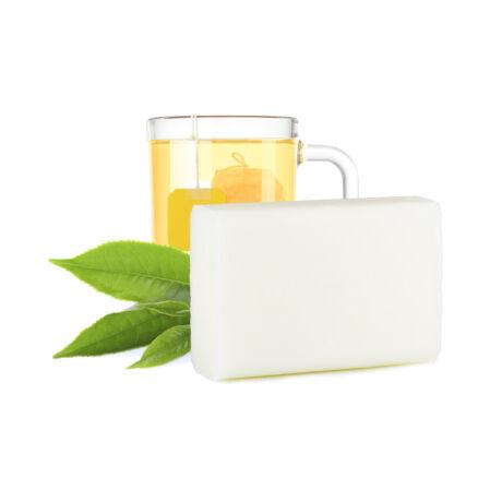 Fehér tea hidegen sajtolt szappan