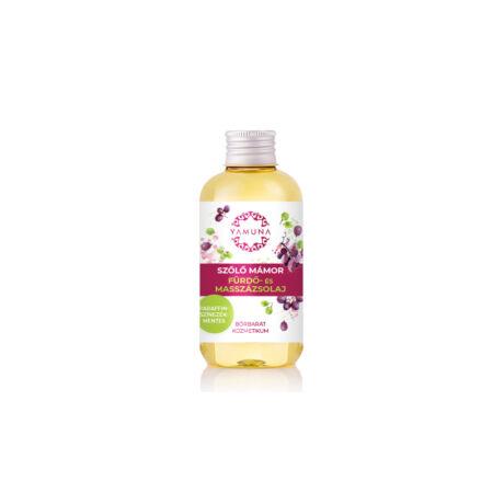 Szőlőmámor fürdő- és testolaj szőlőmagolajjal 150 ml