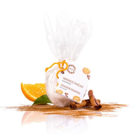 Narancs-fahéjas fürdőbomba