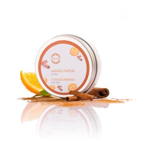 Narancs-fahéjas kézkrém 50ml