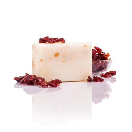 Vörös áfonyás szappan 100g