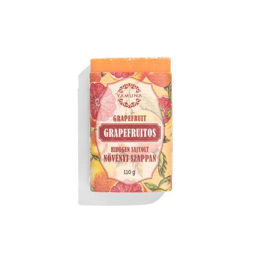 Grapefruitos hidegen sajtolt szappan 110g