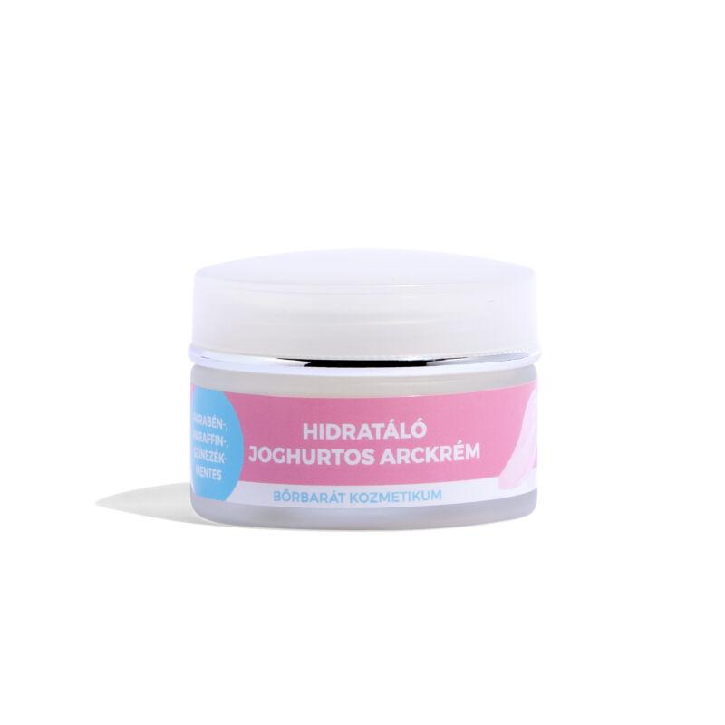 Hidratáló joghurtos arckrém 50ml