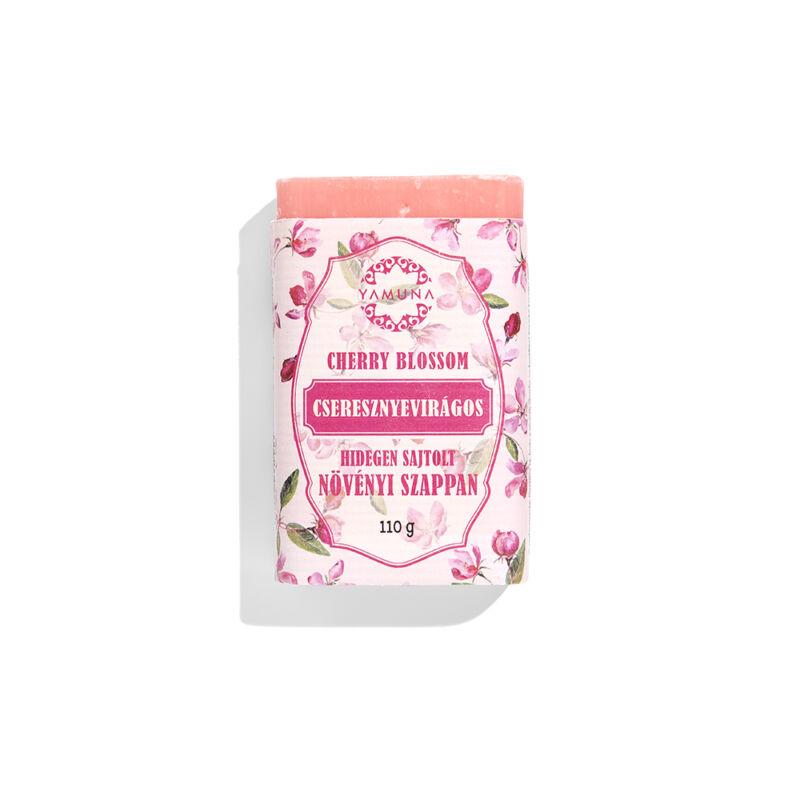 Cseresznyevirágos hidegen sajtolt szappan